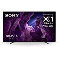 "Sony XBR-65A8H Bravia 65"" OLED Ultra High Definition Smart HDR 4K TV with an Additional 1 Year Coverage by Epic Protect…"