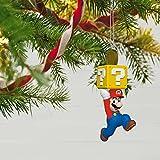 Hallmark Keepsake 2017 Super Mario Christmas Ornament