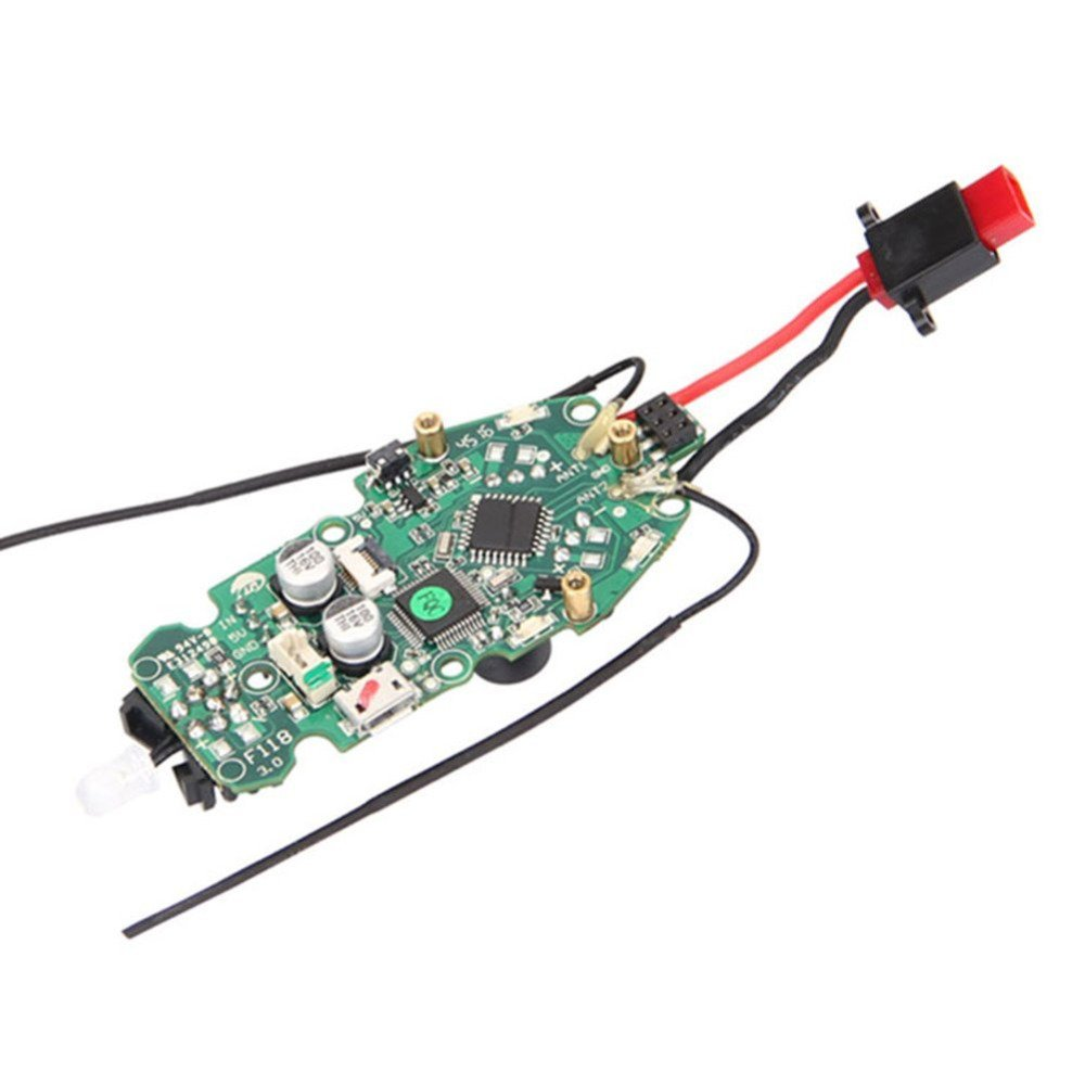 Walkera Rodeo 110 Spare Part 110-Z-15 Power Board ( Main Controller & Receiver Included) for Rodeo 110 Racing Drone Quadcopter