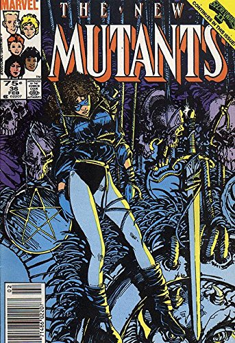 Image result for new mutants 36