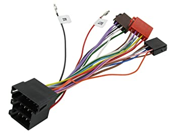 XtremeAuto ISO Wiring Harness Loom Adapter for Amazoncouk
