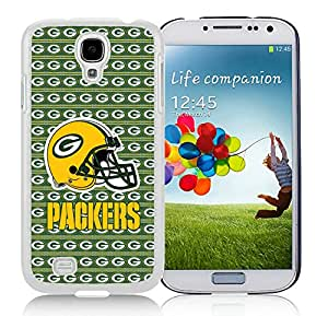 DIY Custom Phone Case For Samsung S4 Green Bay Packers 17 White Phone Case For Samsung Galaxy S4 I9500 i337 M919 i545 r970 l720