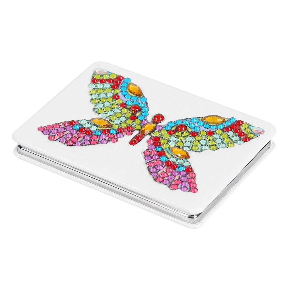 Amazon.com: Espejo de tocador con forma de mariposa, con ...