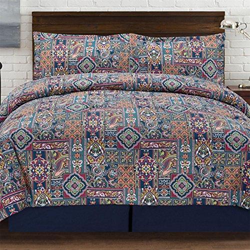 Taos Comforter Set - 6