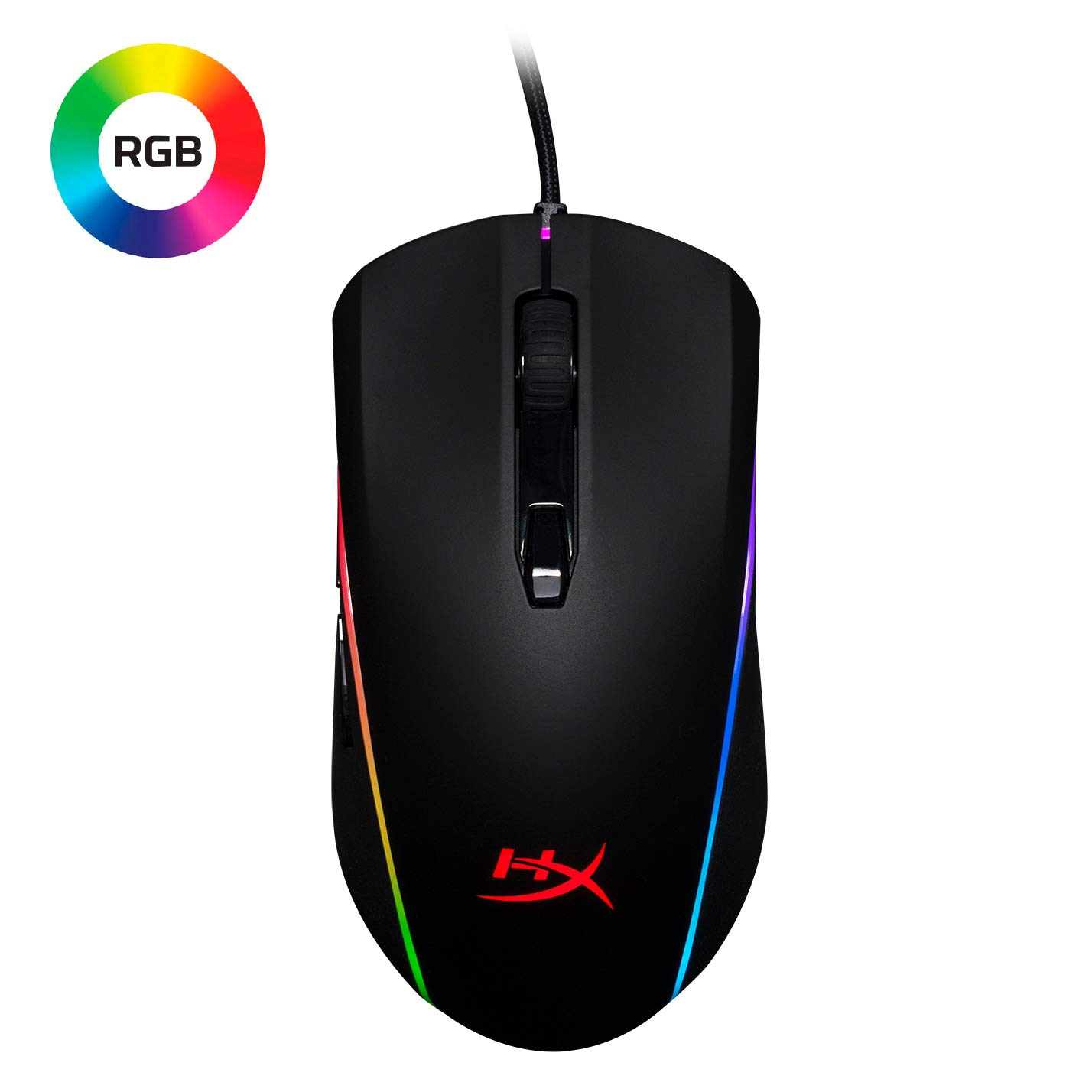 Mouse Gamer :  Hyperx Pulsefire Surge - Rgb, Software (vq82)