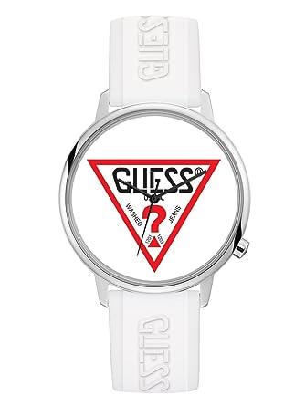 Reloj Guess Watches Dress Steel V1003M2 HOLLYWOOD [AB6249] - Modelo: V1003M2: Amazon.es: Relojes