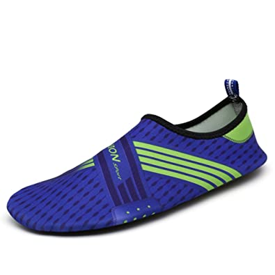 SAGUARO® De secado rápido Skin Shoes agua playa Piscina del Aqua calcetines PeFXMsfhqF