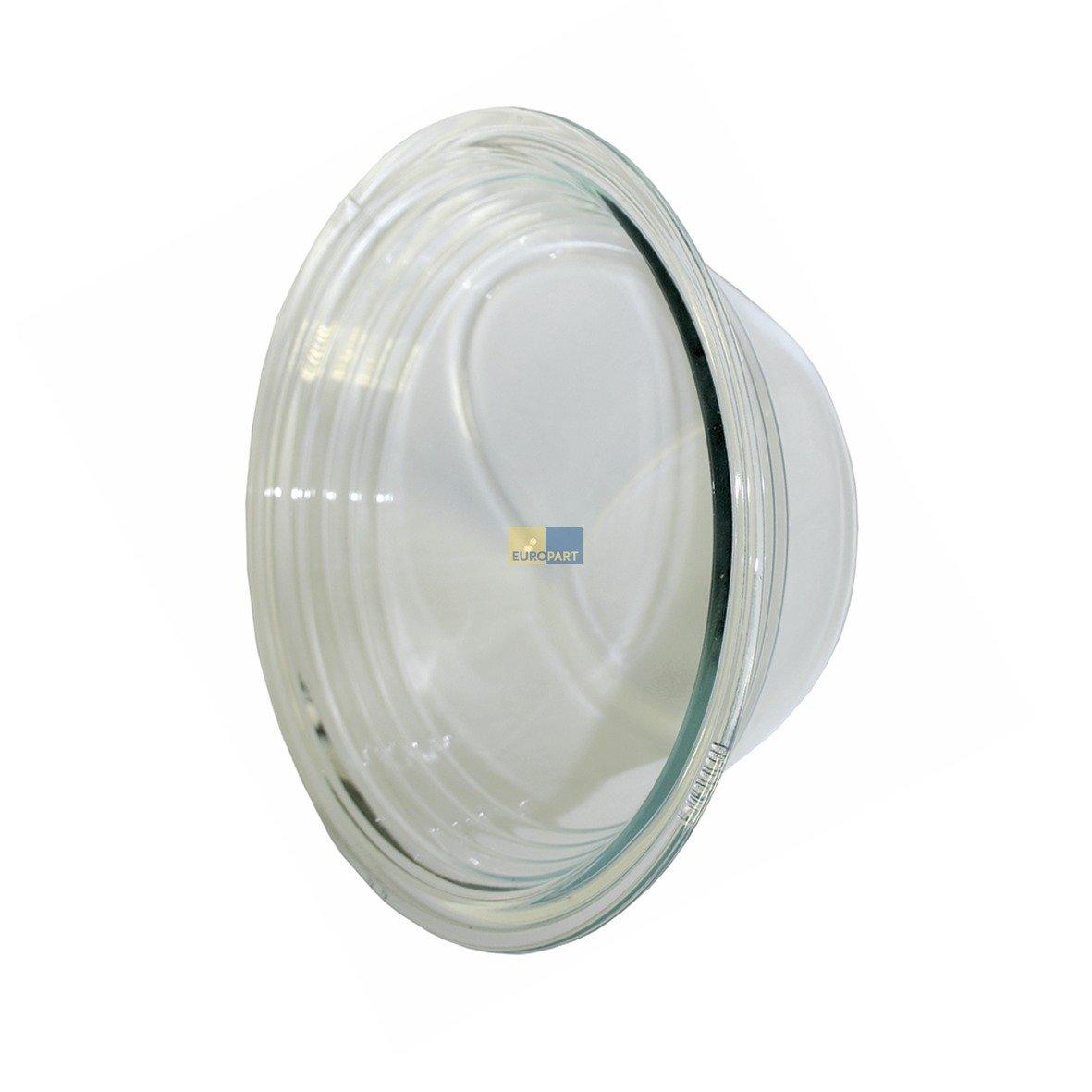 ORIGINAL Türglas Schauglas Glas 280 mm Waschmaschine Miele 5707080