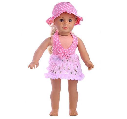 Koojawind Trajes de Ropa de muñeca para muñecas recién Nacidas de ...