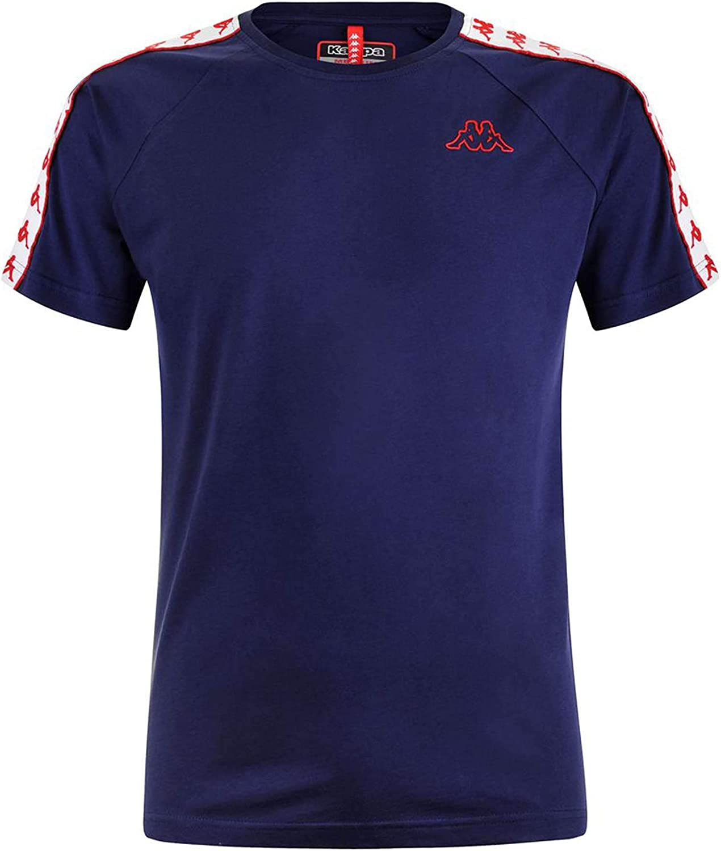 T-Shirt Uomo Kappa Coen Slim 222 Banda Tee