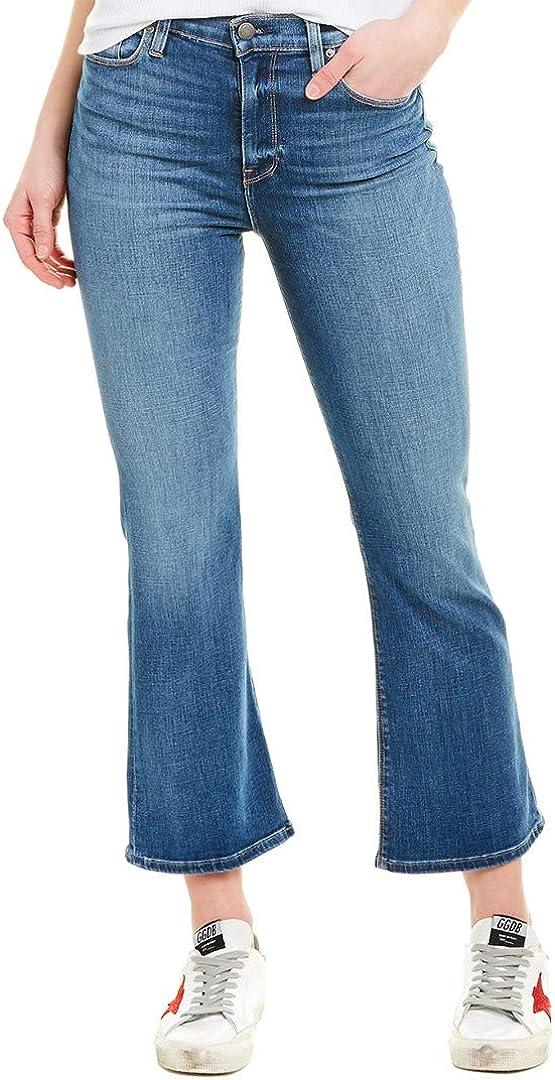 HUDSON Womens Holly High Rise Crop Flare 5 Pocket Jean