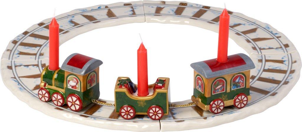 Villeroy & Boch North Pole Express Schlitten 23 23 23 x 8, 5 x 11 cm dc0de8