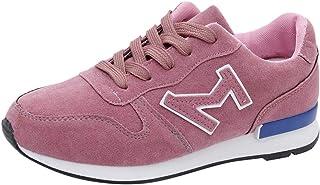 NINGSANJIN Femmes Chaussures De Sport Running Casual Coussin d'air Respirant Running Baskets Chaussures Sneakers Loisirs