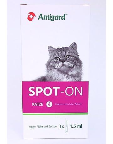 Pipeta Amigard Spot-on para gatos, 3 x 1,5ml