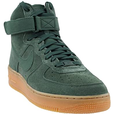 newest 5a051 11766 Amazon.com   Nike Air Force 1 High  07 LV8 Suede Basketball Shoes (11.5)    Basketball