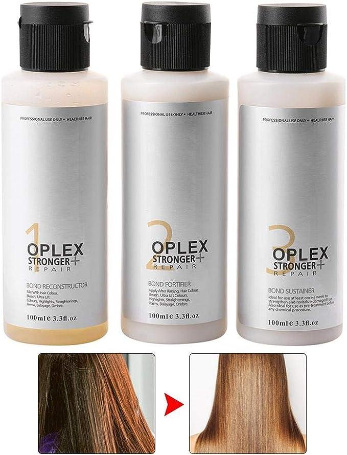 Mascarilla de reparación de daños. Productos para el cuidado del cabello que garantizan cero daños y una reparación del pelo antes de teñir, hacer la ...