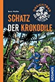 Unsichtbar und trotzdem da!, 4, Jagd in den Straßen (German Edition)
