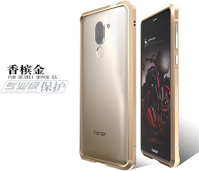 Lwang - Carcasa para Huawei Honor 6X y Huawei Mate 9 Lite ...