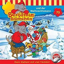 Benjamin und der Weihnachtsmann (Benjamin Blümchen 73)