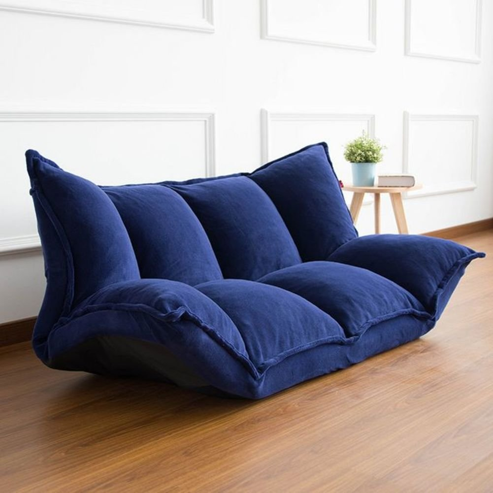 QIQI Folding Faul, Sofa,Japanischen Stil Einfach Sofa,Doppel Schlafsaal Zimmer Sofa