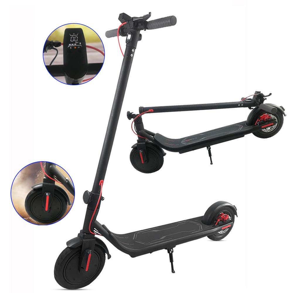 E Scooter Patinete Electrico Adulto Electrico Plegable 350W ...
