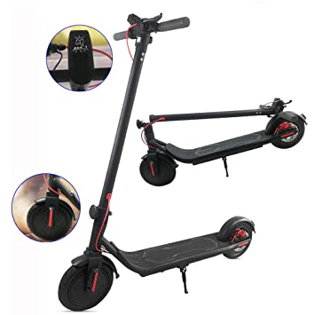 E Scooter Patinete Electrico Adulto Electrico Plegable 350W ...