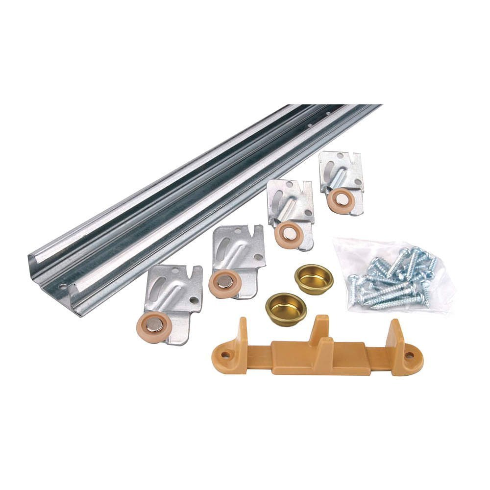 Amazon.com: John Sterling Corporation Bypass Sliding Door 48 Inch Hardware  Kit #0206 V47: Home Improvement