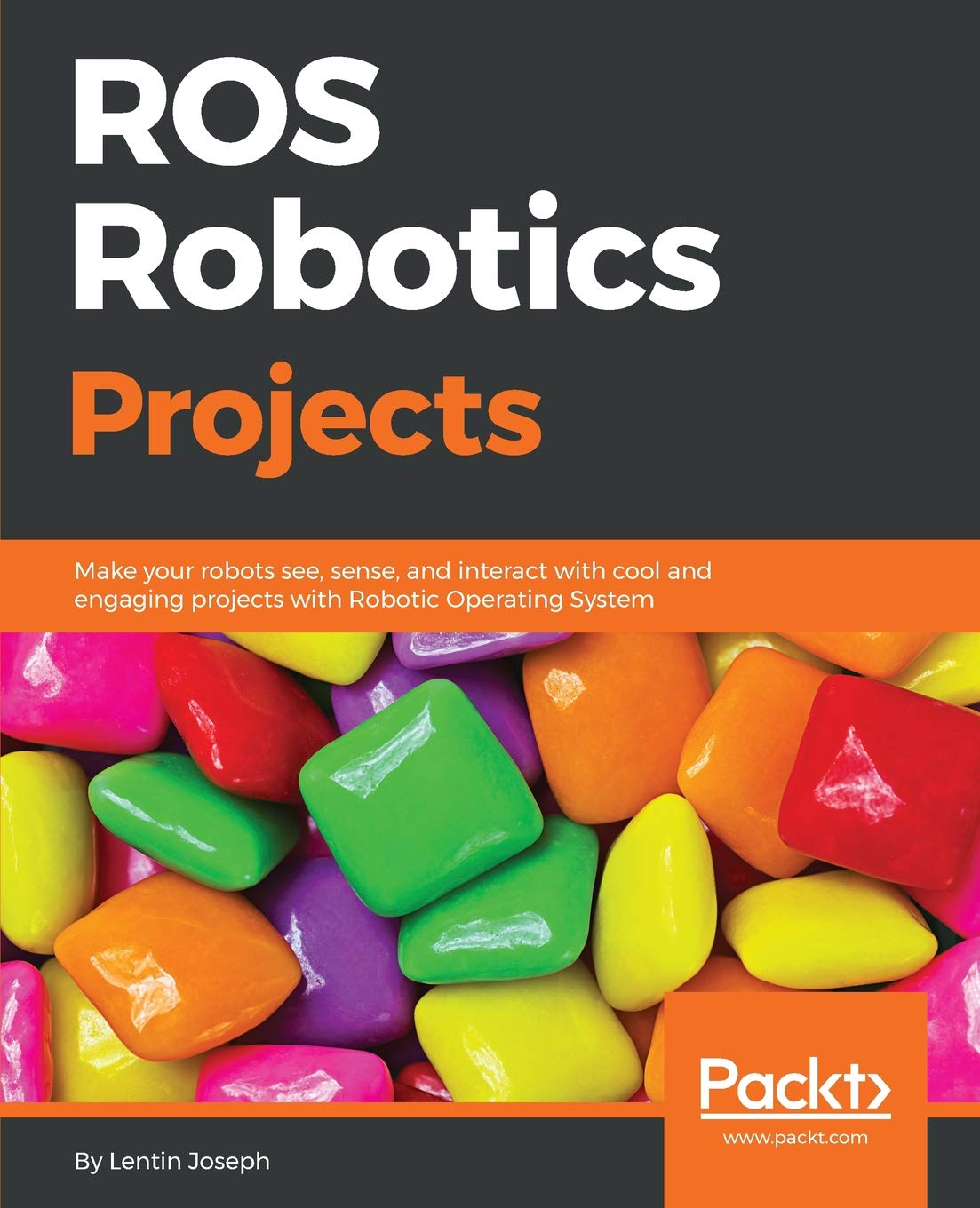 Buy ROS Robotics Projects Book Online at Low Prices in India | ROS