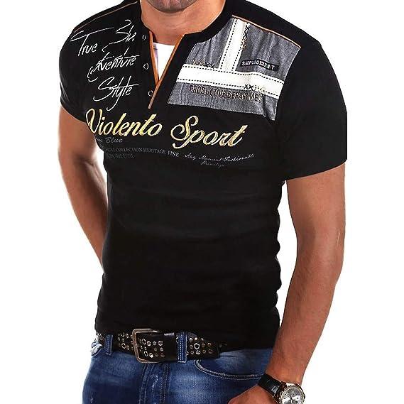 Camisetas Hombre Blancas, Camisas Hombre AñOs 70, Ropa ...
