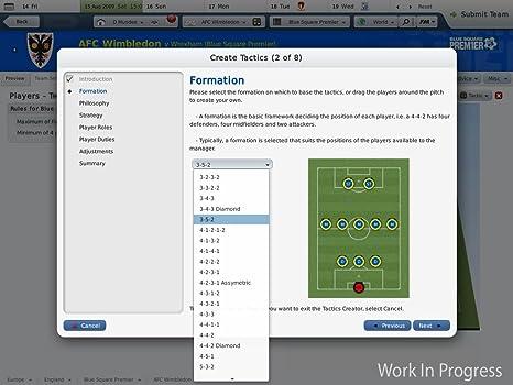 Fm 2010 tactics advice