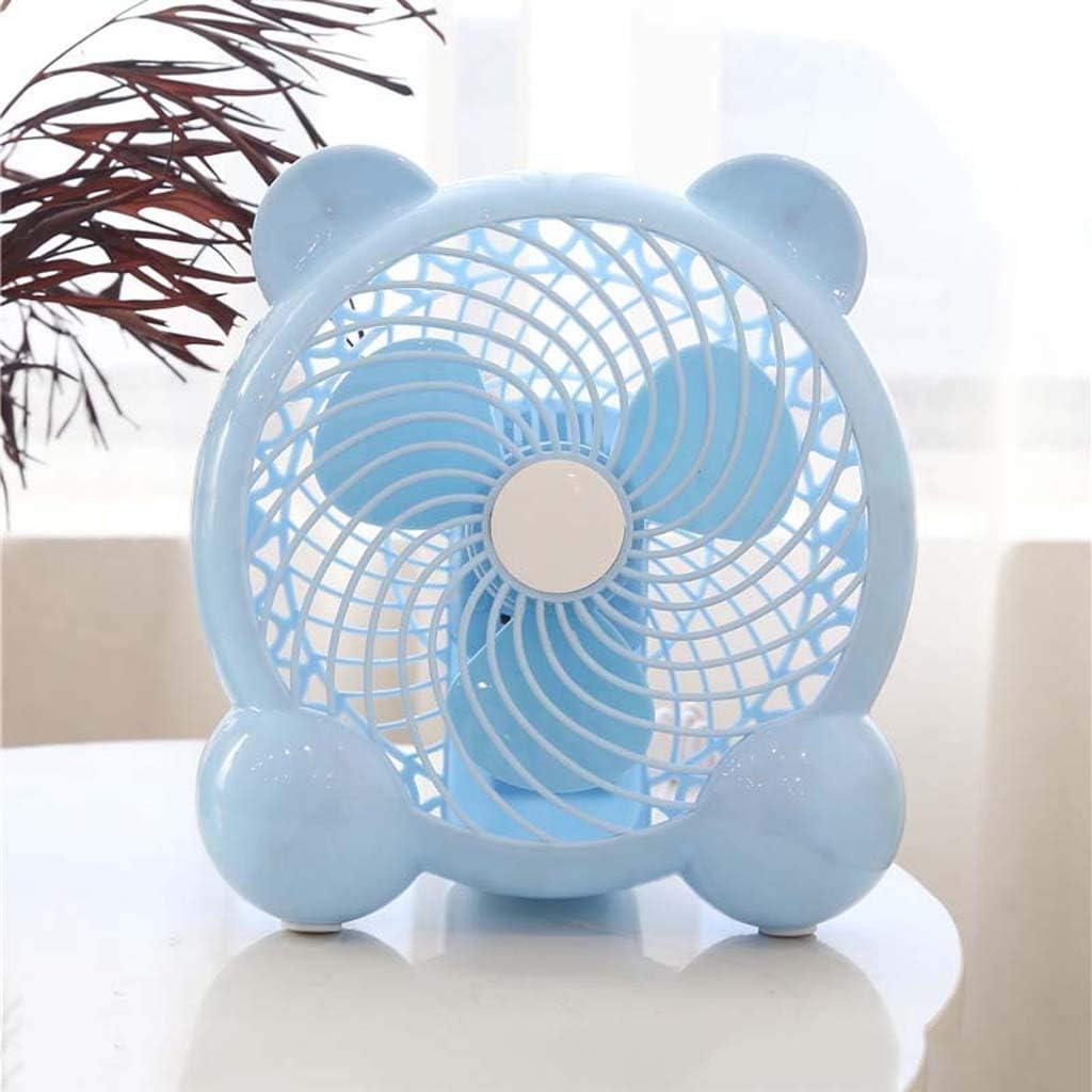 Liu Weiqin USB Mute 7 Inch Fan Office Desktop Desktop Dormitory Small Electric Fan