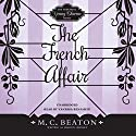 The French Affair Audiobook by M. C. Beaton Narrated by Vanessa Benjamin
