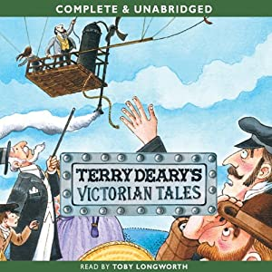 Terry Deary's Victorian Tales Audiobook
