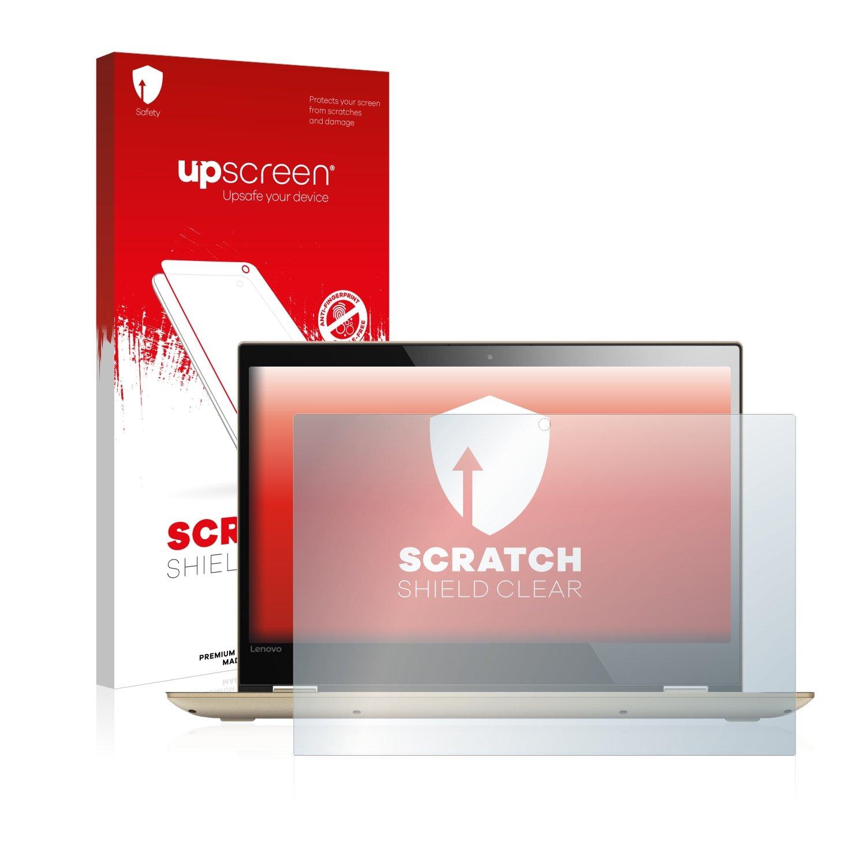 upscreen Protector Pantalla Compatible con Lenovo Yoga 520 14.0 Película Protectora – Transparente, Anti-Huellas