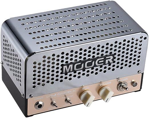 Cshine AC Mini 5W Cabeza Amplificador para Guitarra Completamente ...