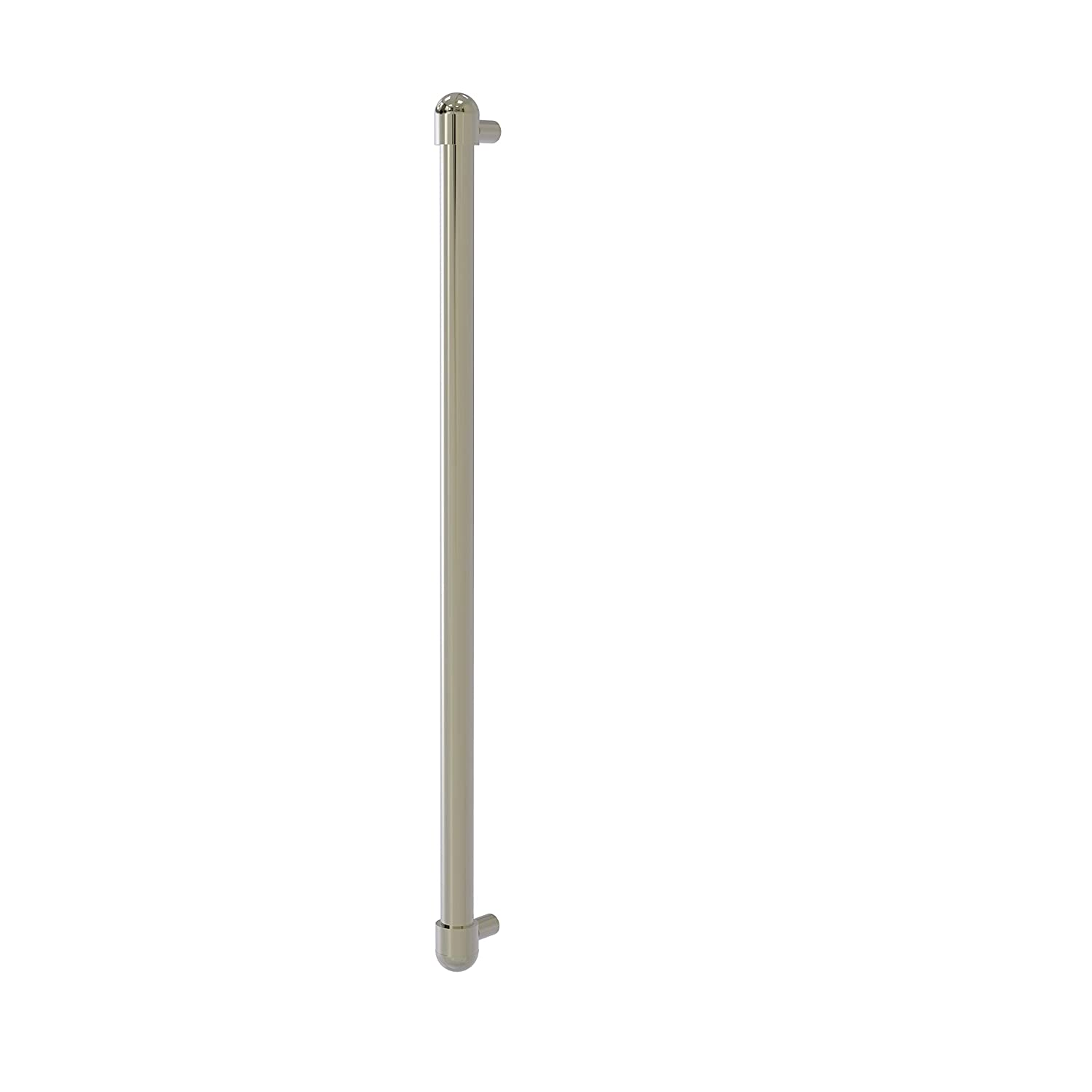 """Allied Brass O-30-RP 18 Inch Refrigerator Appliance Pull, 18"""", Polished Nickel"""