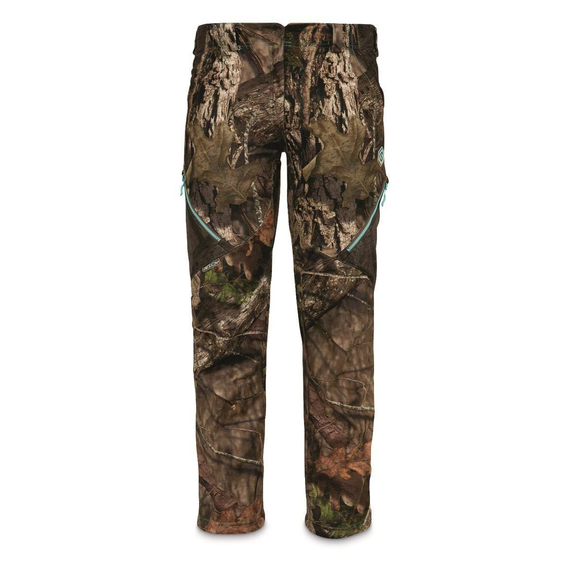 ScentLok Women's Full Season TAKTIX Hunting Pants, Mossy Oak Country, S by ScentLok