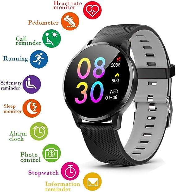 Amazon.com: Sporty Y-16 Universal SmartWatch by Indigi - 1.3 ...