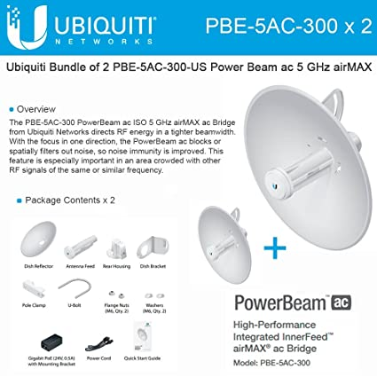 UBIQUITI PBE-5AC-300 BRIDGE DESCARGAR CONTROLADOR