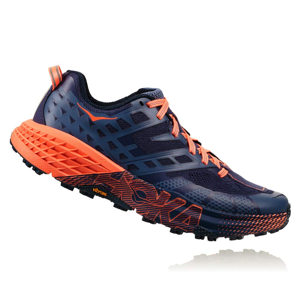 Hoka One One 2 Speedgoat 2 One Running Schuhes Damens Marlin Blau Ribbon 2018 Laufsport Schuhe 1ff529