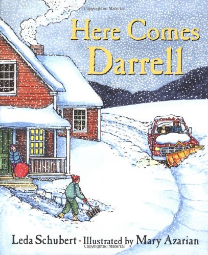 Here Comes Darrell by Brand: HMH Books for Young Readers