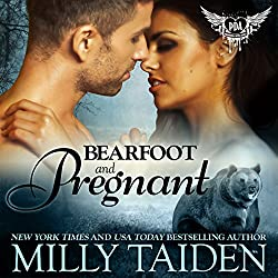 Bearfoot and Pregnant: BBW Paranormal Shape Shifter Romance