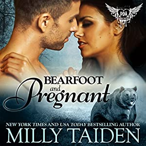 Bearfoot and Pregnant: BBW Paranormal Shape Shifter Romance Audiobook