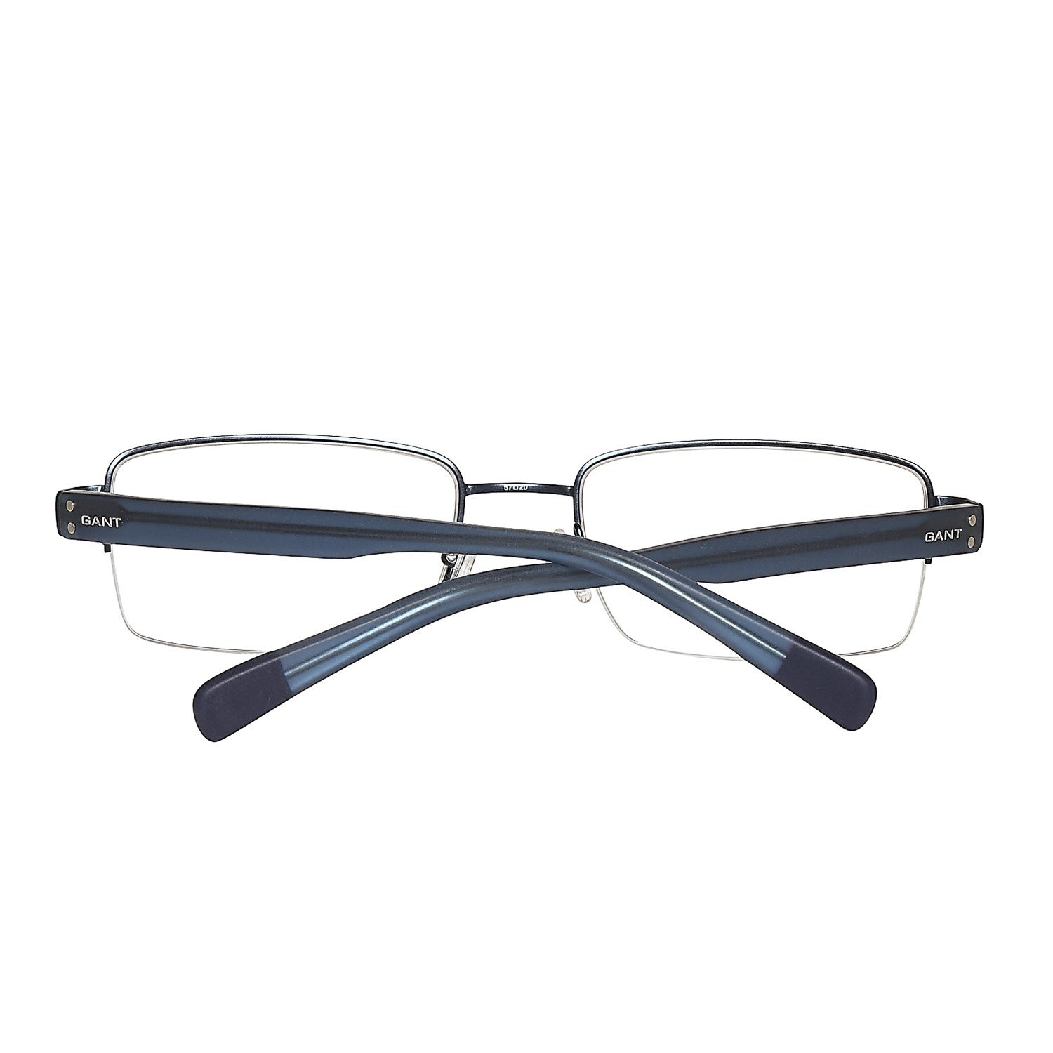 Amazon.com: Gant G 3040 R58 57 mm brillante azul Lentes ...