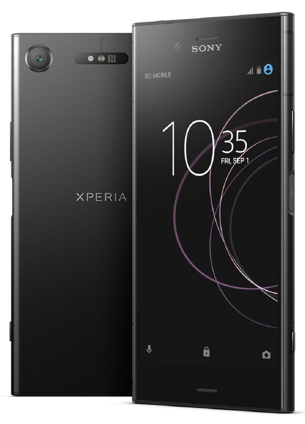 cfaf8d1d6cb Sony Xperia XZ1 Dual (Black