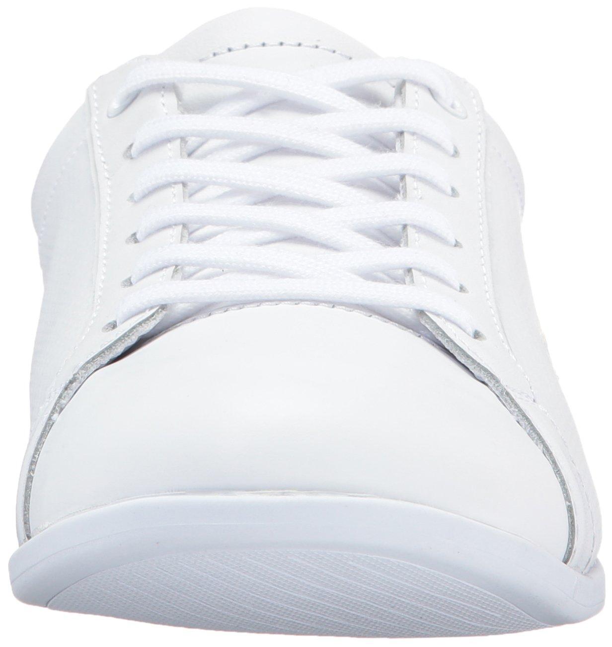Lacoste Women's Rey Lace 317 1 Caw B01MR2CAR7 7 B(M) US White