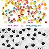 Foam Balls for Slime DIY and Art Craft Supplies – Colorful Styrofoam Beads 0.1-0.35 inch(31000pcs) for Kids Homemade Slime, Home Decorative, Wedding and Party Decorations (4 Pack White)
