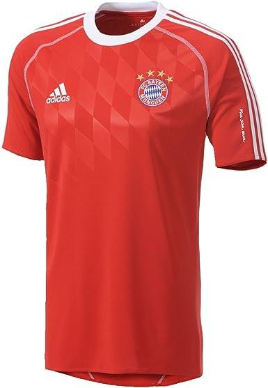 adidas - Maglietta da Uomo FC Bayern München