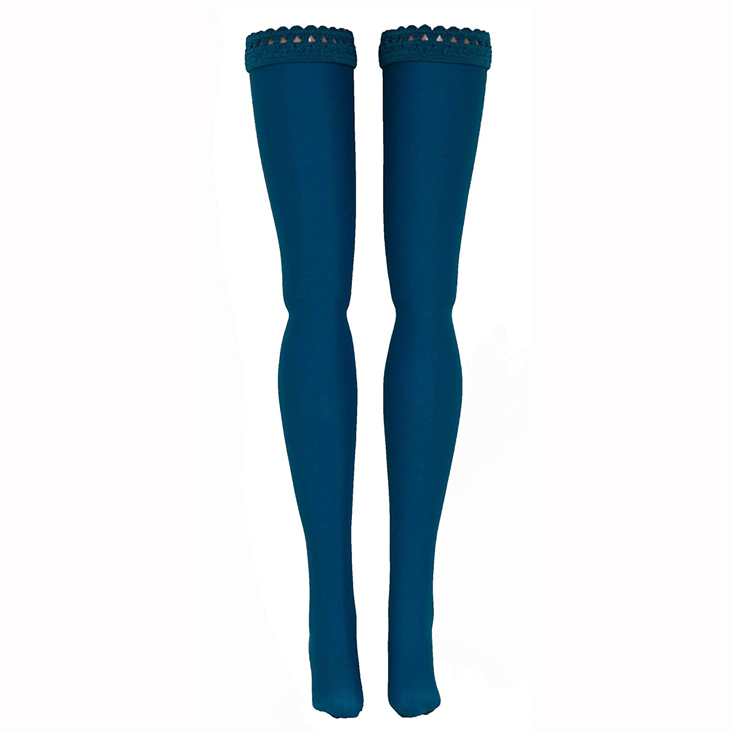 Lissy etc Cissette Dark Blue Doll Stockings to fit Madame Alexander dolls such as Cissy