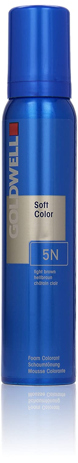 Goldwell Colorance Soft Color Foam Colorant - 5N - Light Brown
